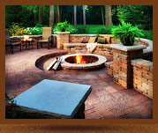 Outdoor Pits & Fireplaces